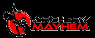 Archery Mayhem Logo